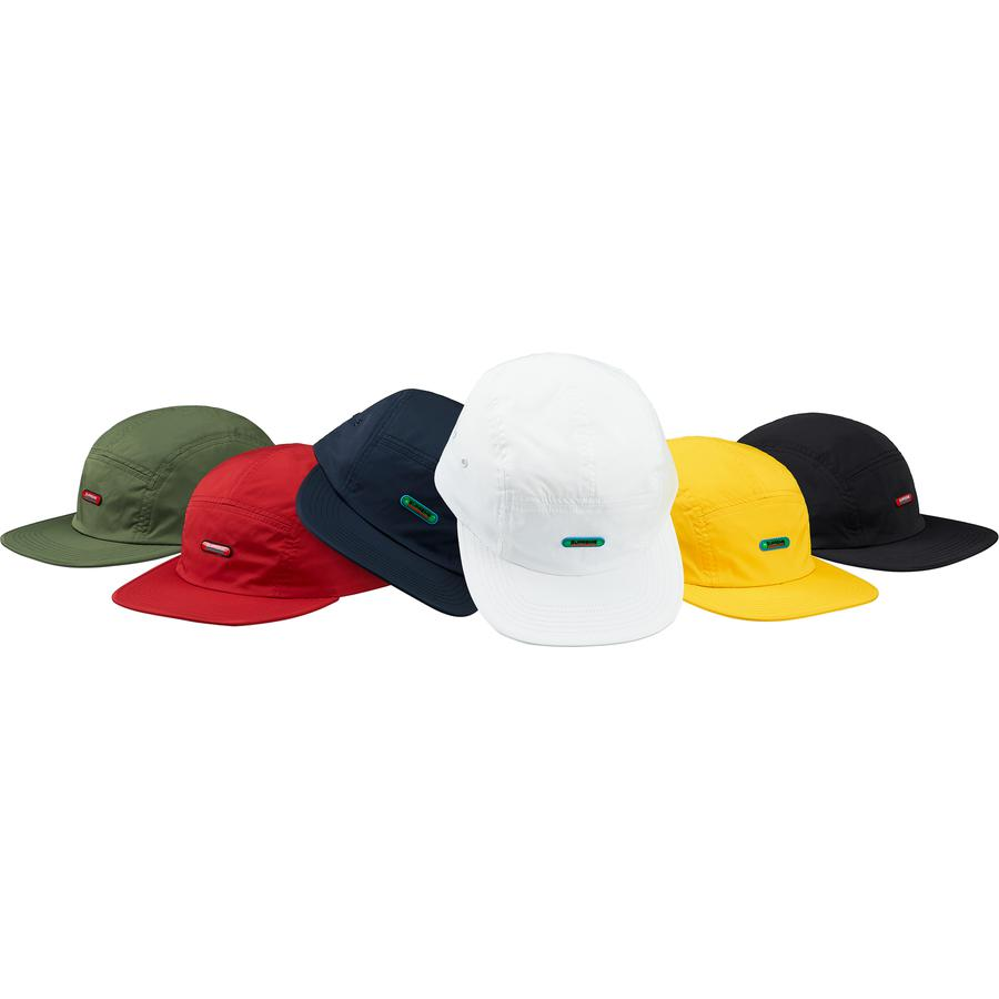 Supreme Clear Patch Camp Cap