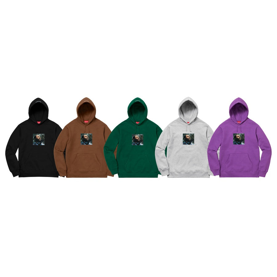 Supreme/Marvin Gaye Hooded Sweatshirt
