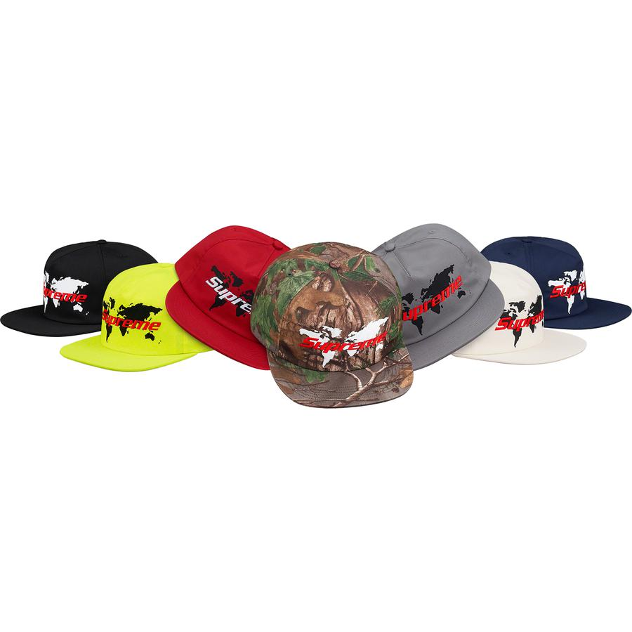 Supreme World 5-Panel