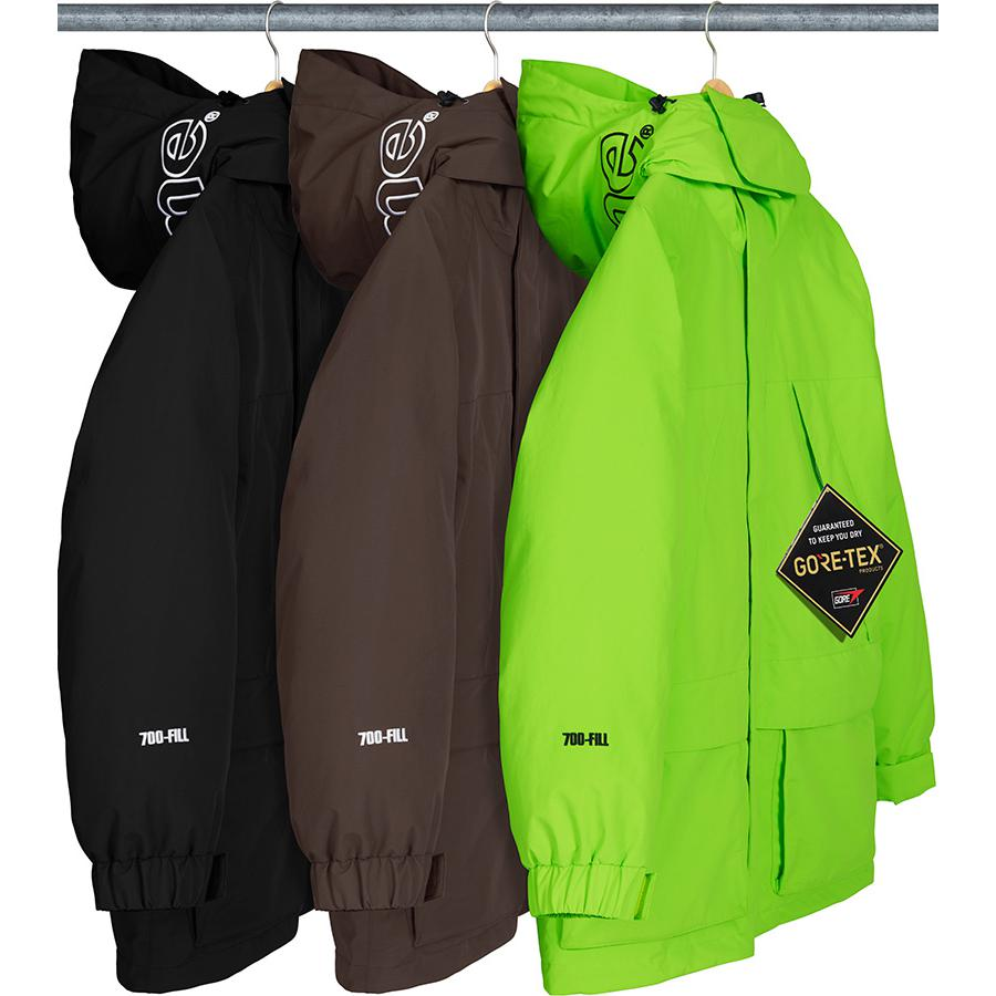 GORE-TEX 700-Fill Down Parka