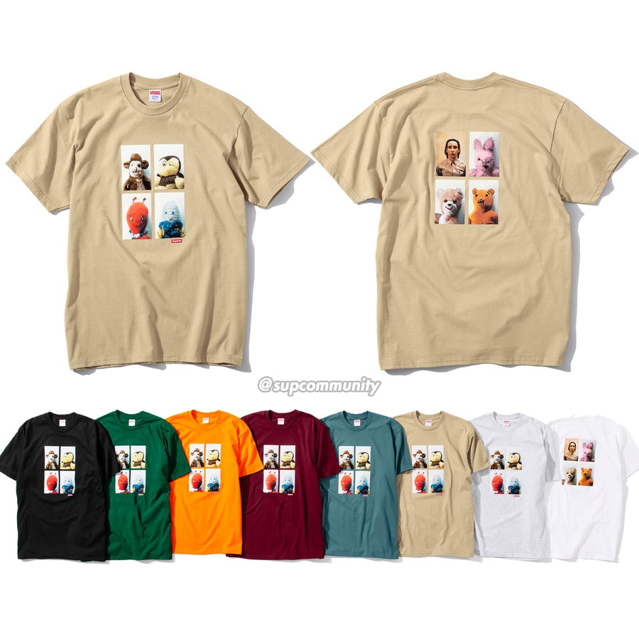 Mike Kelley/Supreme Ahh Youth Tee