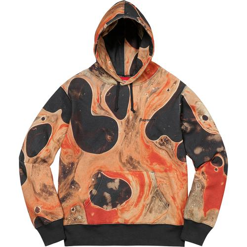 Blood and Semen Hooded Sweatshirt