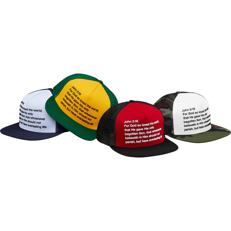 Supreme Preach Mesh Back 5-Panel