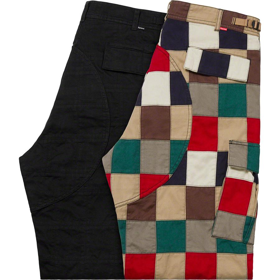 Supreme Patchwork Cargo Pant