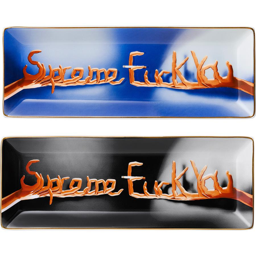 Supreme Fuck You Tray