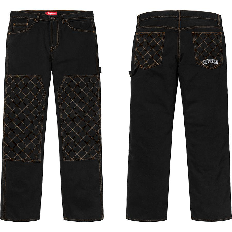 Diamond Stitch Pant