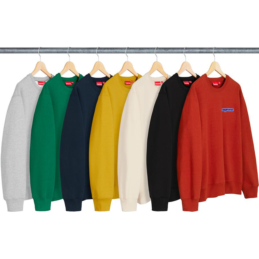 Supreme Connect Crewneck Sweatshirt