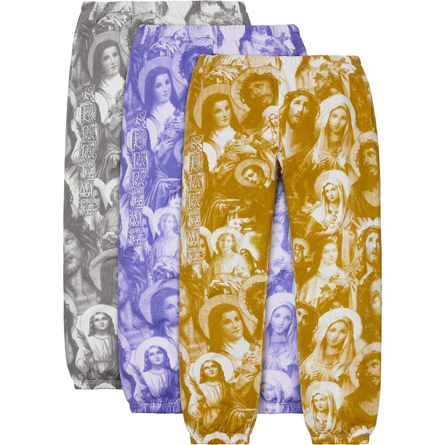 Supreme Jesus and Mary Sweatpant