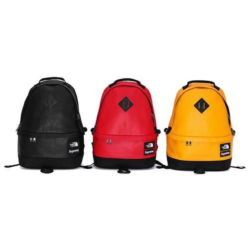 The North Face® Leather Day Pack