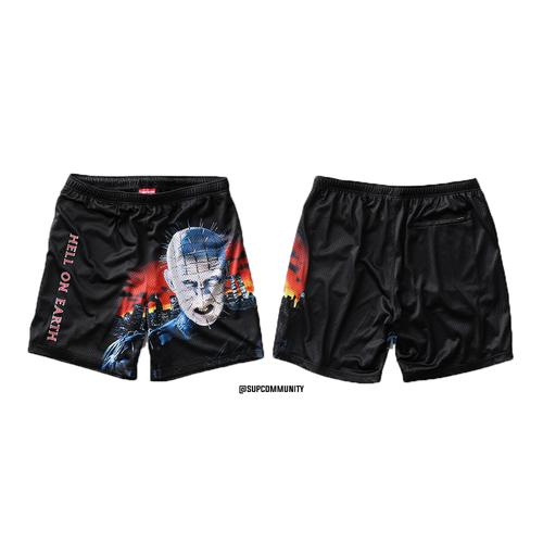 Supreme/Hellraiser Mesh Short