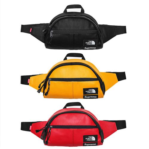 The North Face® Leather Roo II Lumbar Pack
