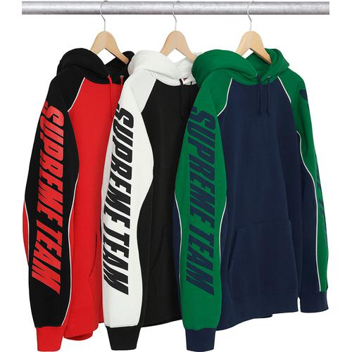 Supreme GT Hooded Sweatshirt