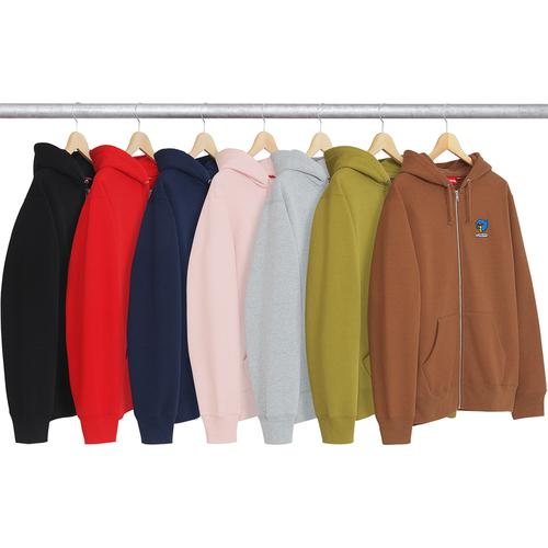 Gonz Ramm Zip Up Sweatshirt