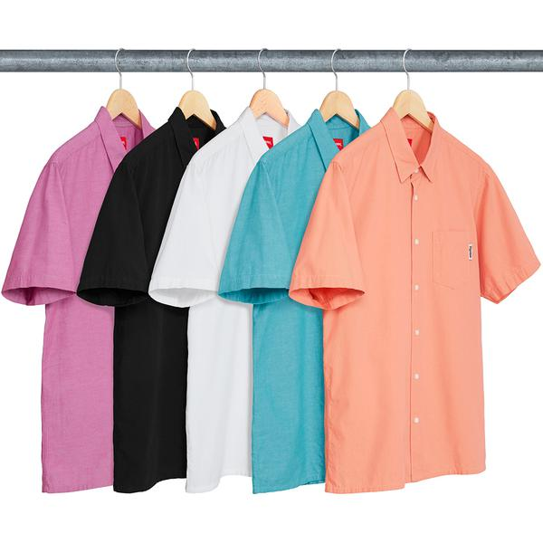 Supreme S/S Oxford Shirt