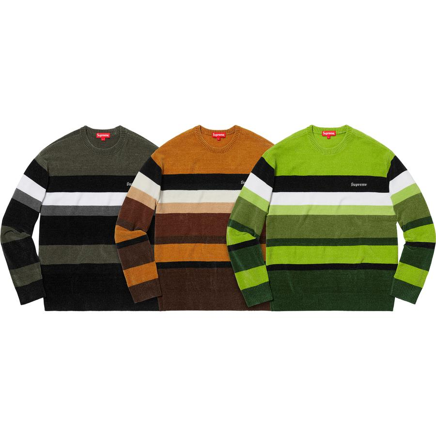 Supreme Chenille Sweater