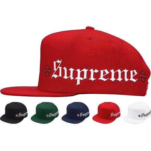 Supreme®/Independent® Old English 5-Panel
