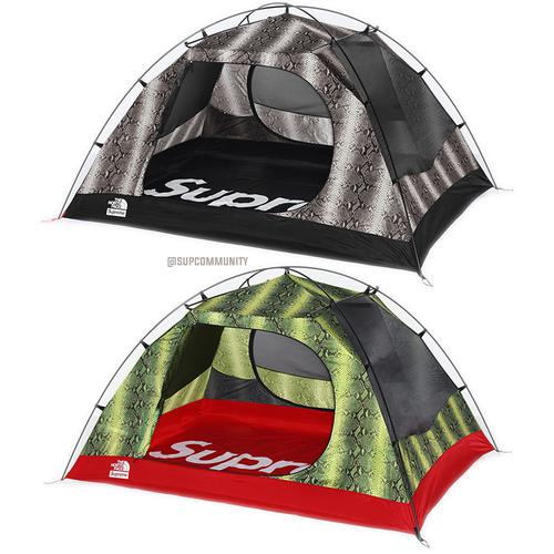 Supreme/The North Face Snakeskin Taped Seam Stormbreak 3 Tent