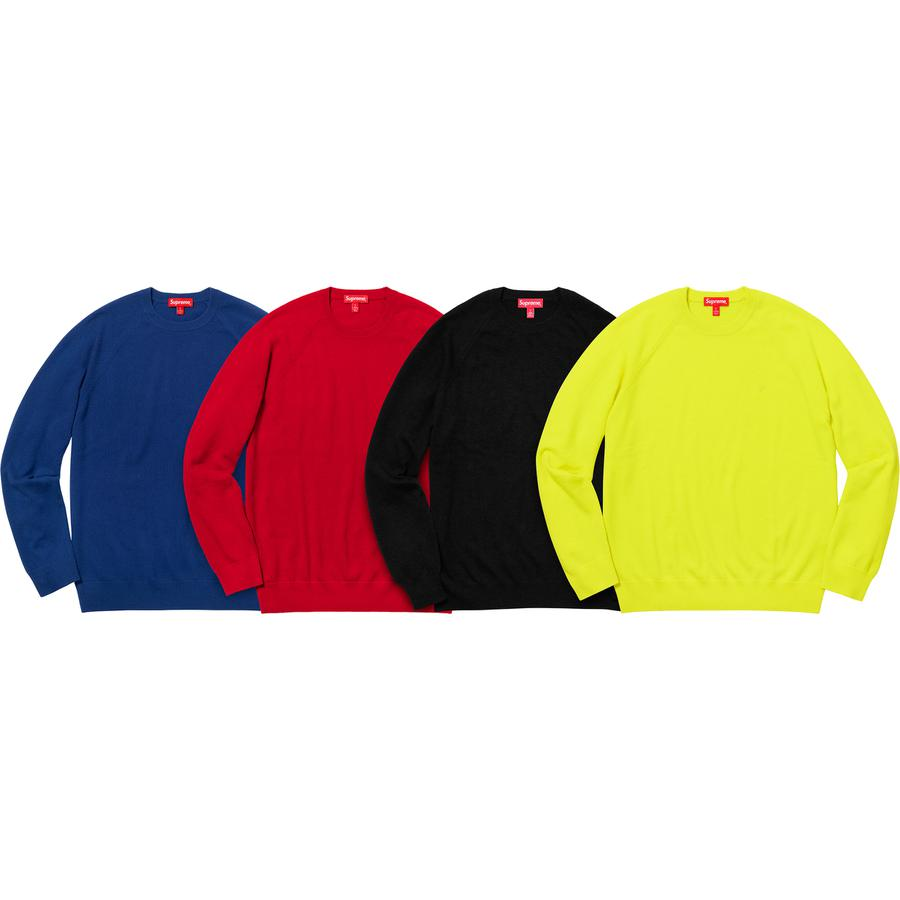 Supreme Cashmere Sweater