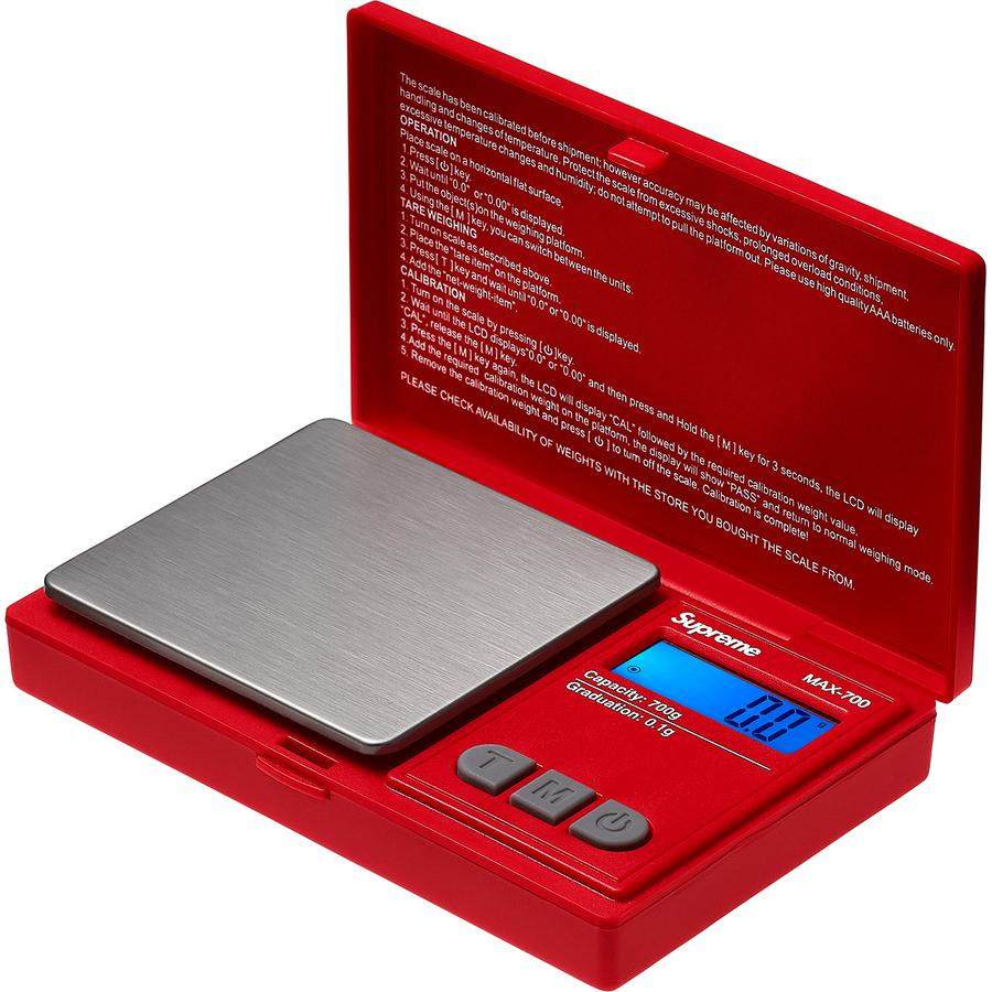 Supreme/AWS MAX-700 Digital Scale
