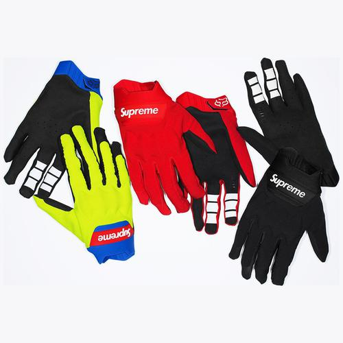 Supreme/Fox Racing Bomber LT Gloves