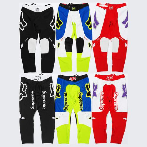 Supreme/Fox Racing Moto Pant