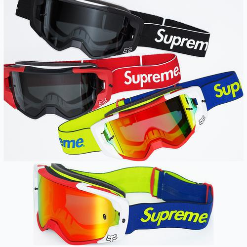 Supreme/Fox Racing Vue Goggles