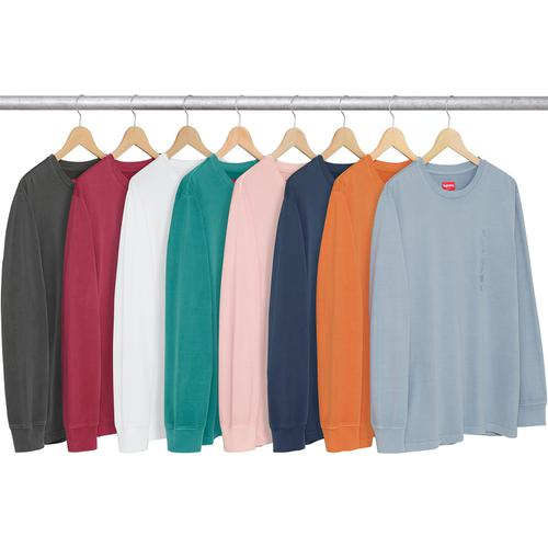 Overdyed L/S Top
