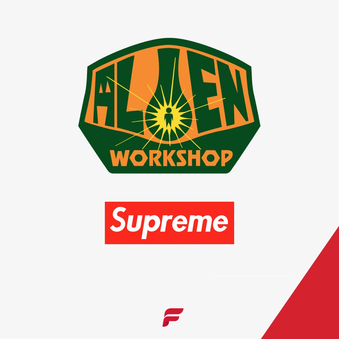Supreme x Alien Workshop FW17 (Fall/Winter 2017) Collaboration