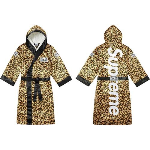 Supreme®/Everlast® Satin Hooded Boxing Robe