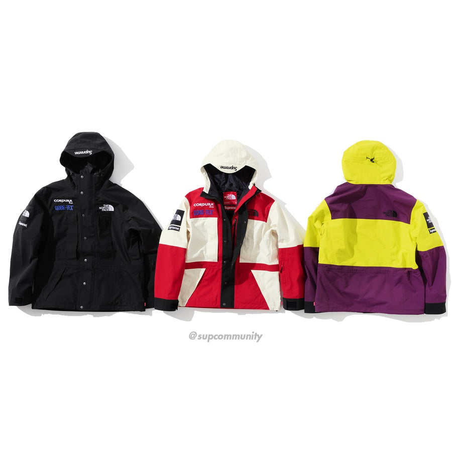 Supreme/The North Face Expedition Jacket