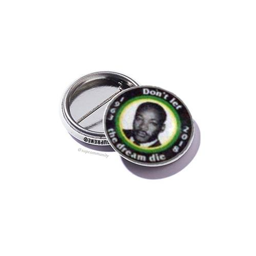 *Free With Orders* MLK Button