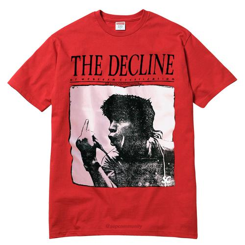 The Decline Of Western Civilization Tee