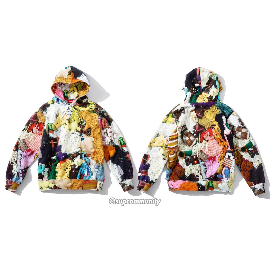 Mike Kelley/Supreme Love Hours Hooded Sweatshirt