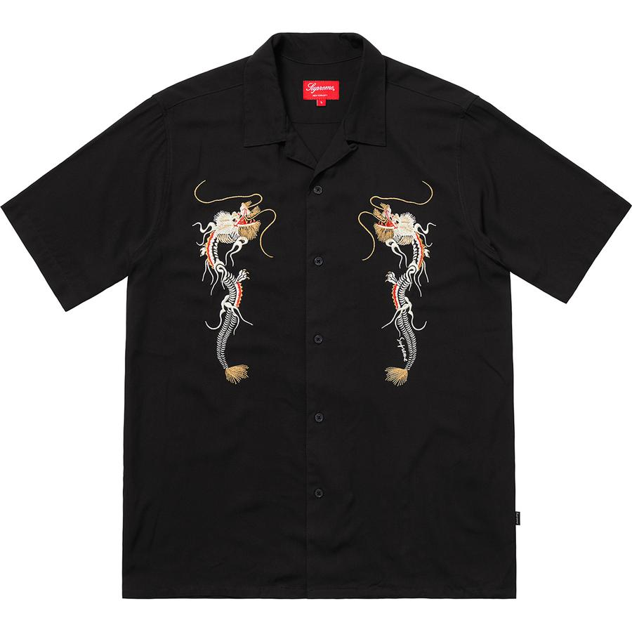 Supreme Dragon Rayon Shirt