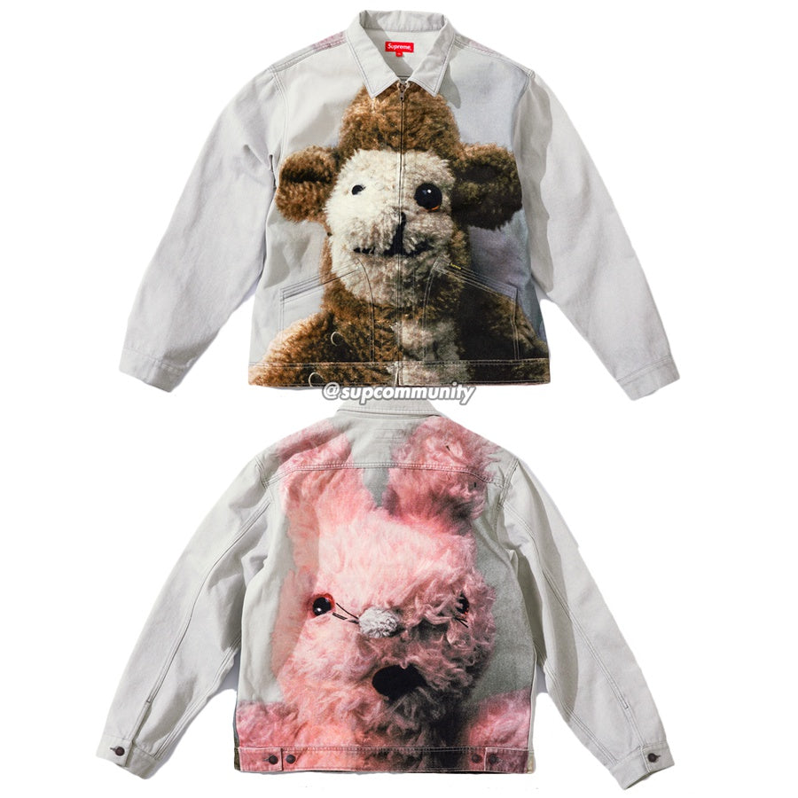 Mike Kelley/Supreme Ahh Youth Work Jacket