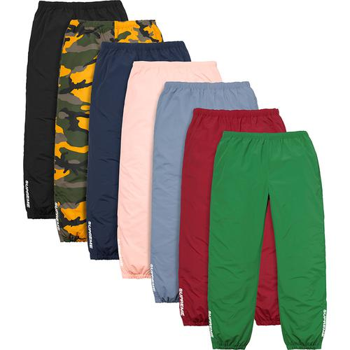 Warm Up Pant Supreme