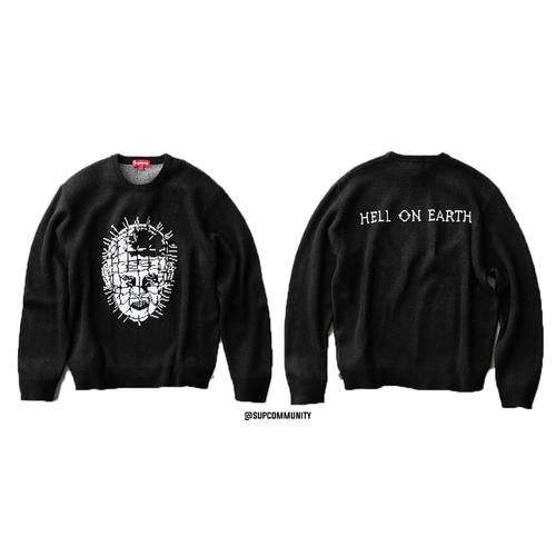Supreme/Hellraiser Sweater