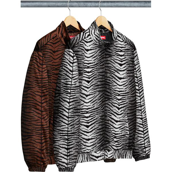 Tiger Stripe Track Jacket
