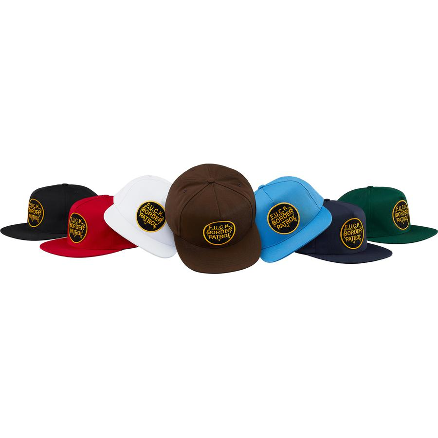 Supreme Border Patrol 5-Panel