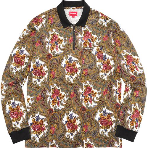Paisley L/S Polo Supreme Fall/Winter 2017