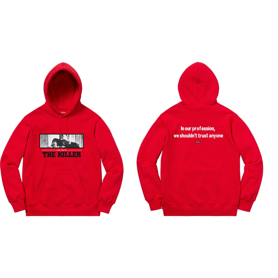Supreme/The Killer Hooded Sweatshirt