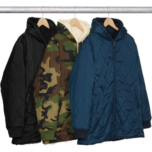 Sherpa Reversible Work Parka