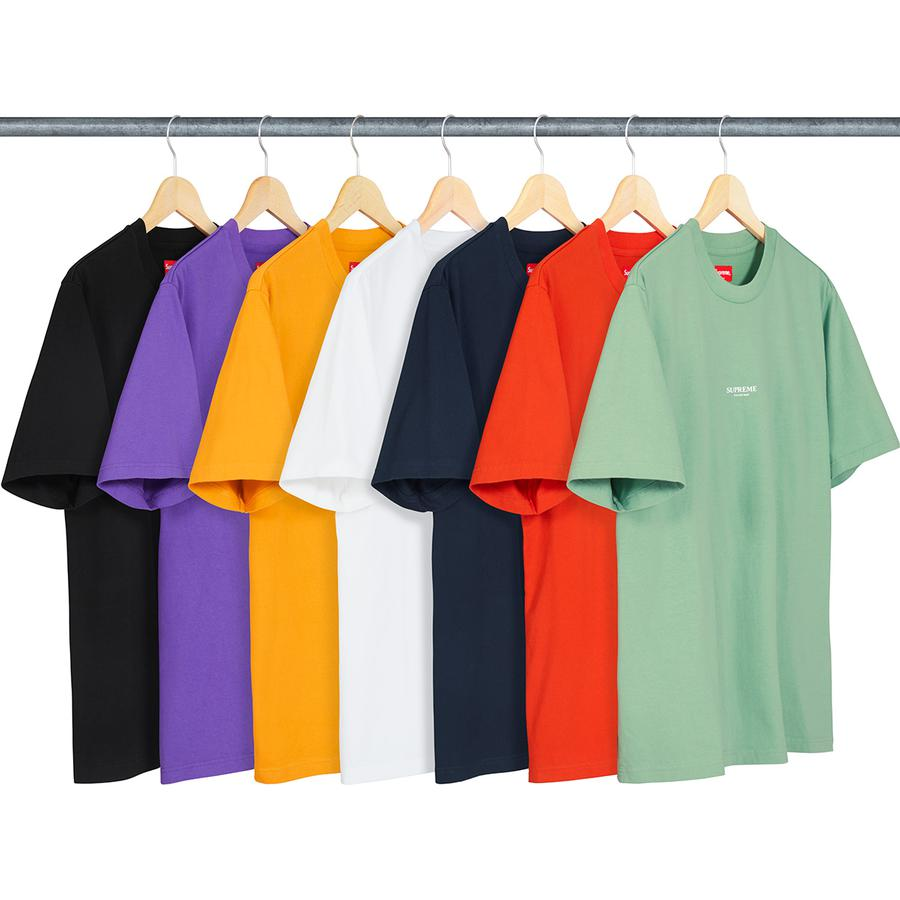 Supreme First & Best Tee