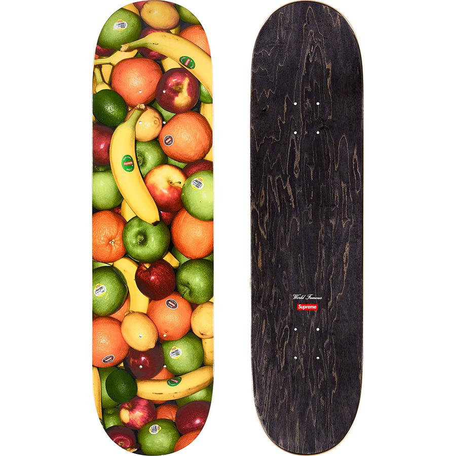 Supreme Fruit Skateboard