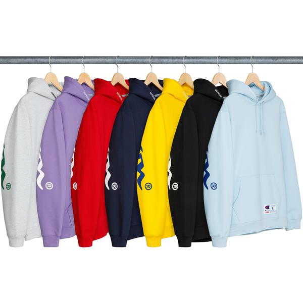 513efffd9ff9 Supreme Week 5 Retail Prices and Droplist (SS18) - Champion
