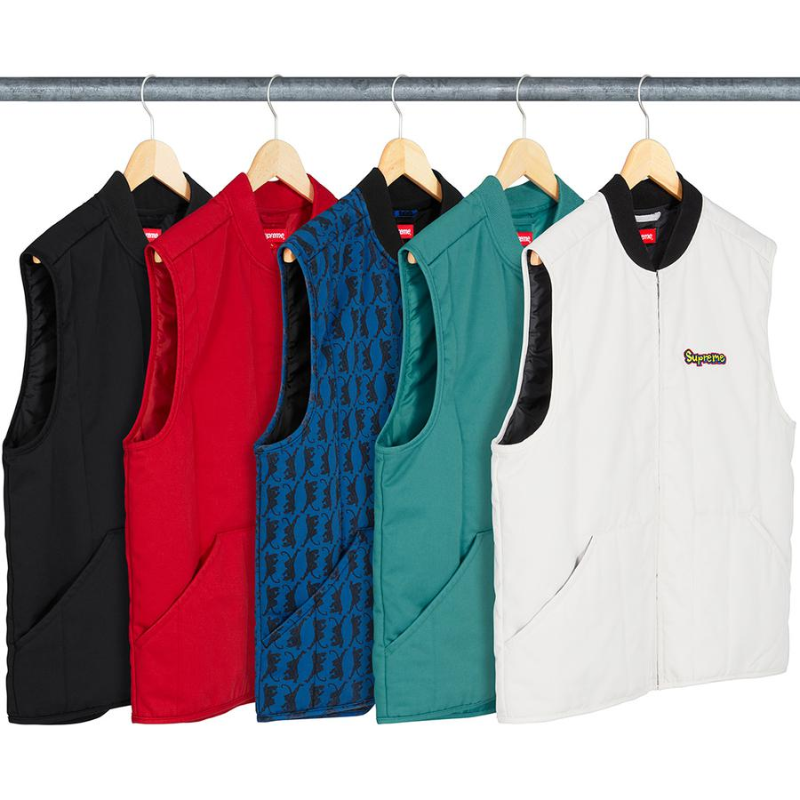 Supreme Gonz Shop Vest