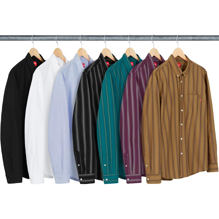 Supreme Oxford Shirt
