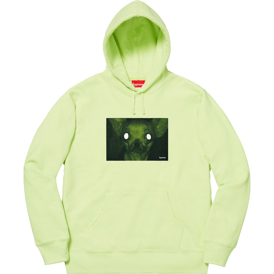 Supreme/Chris Cunningham Chihuahua Hooded Sweatshirt
