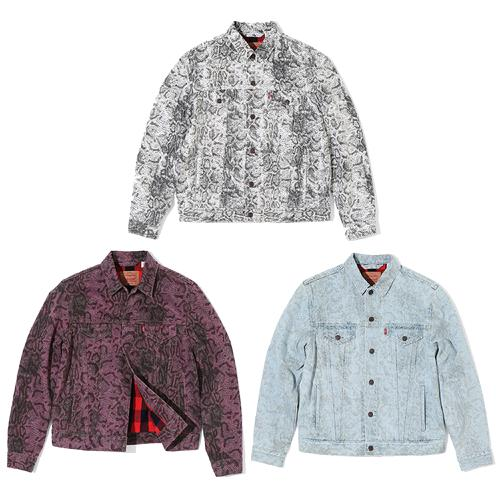 Supreme®/Levi's® Trucker Jacket