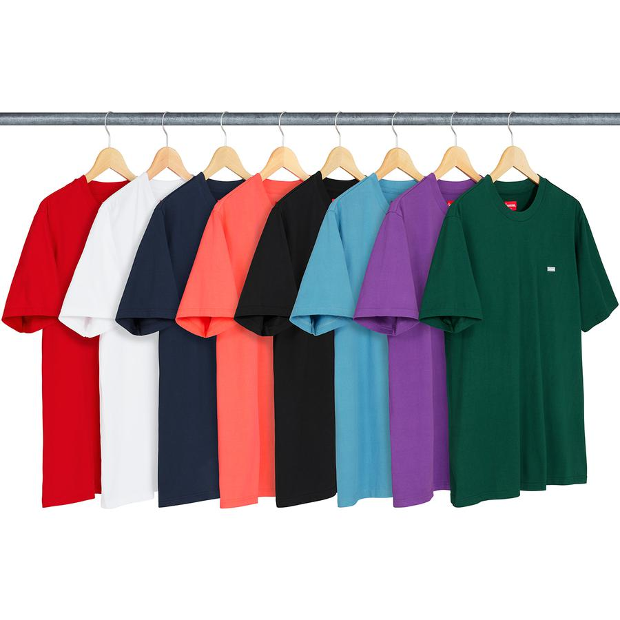 Supreme Reflective Small Box Tee